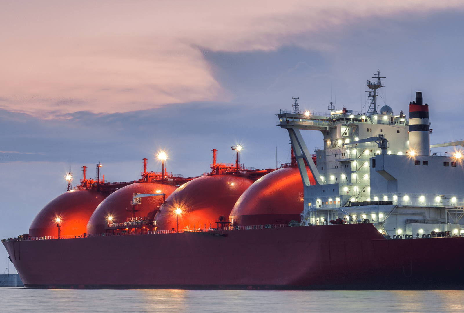 EXIM Bank finalizes first-ever LNG export transaction