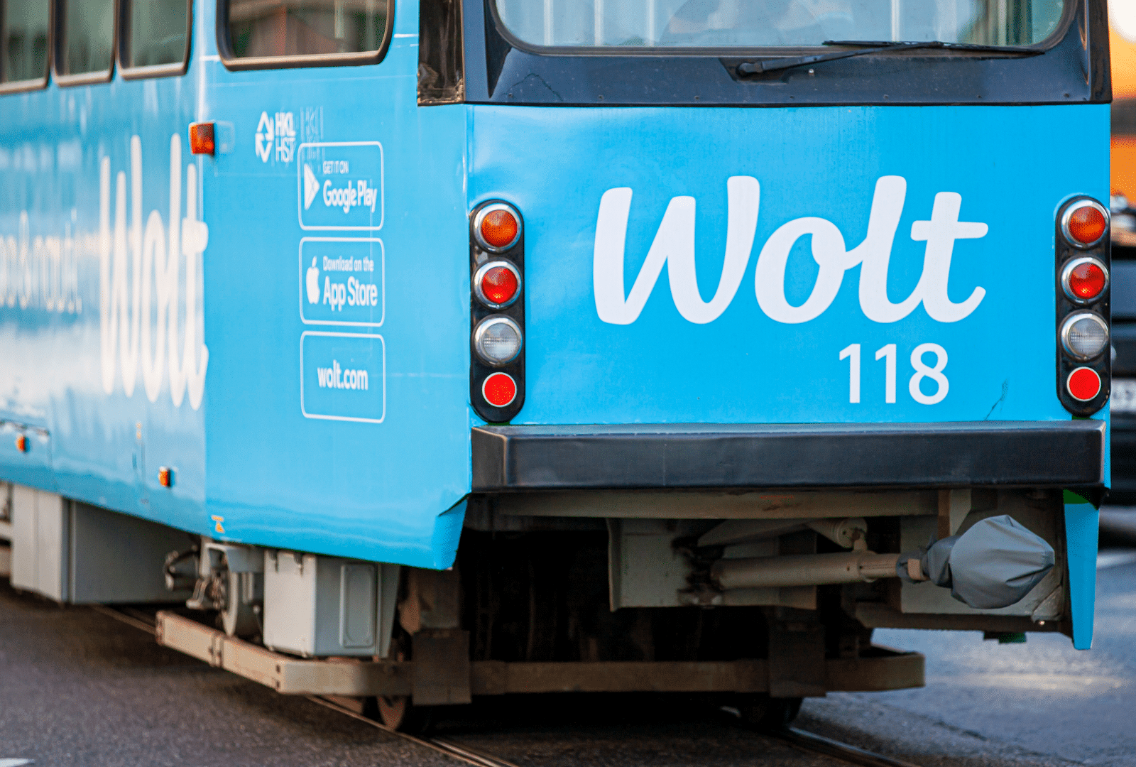 Finnish food startup Wolt raises $530mn in mega private equity raise